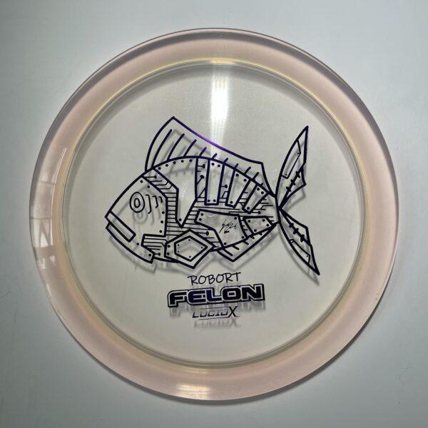 Robort Fish Felon Oakley